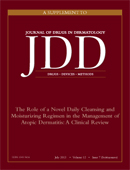 The Role of a Novel Daily Cleansing and Moisturizing Regimen in the Management of Atopic Dermatitis: A Clinical Review